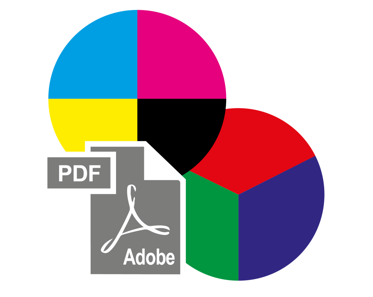 RGB-CMYK-PDF-Setting Icon