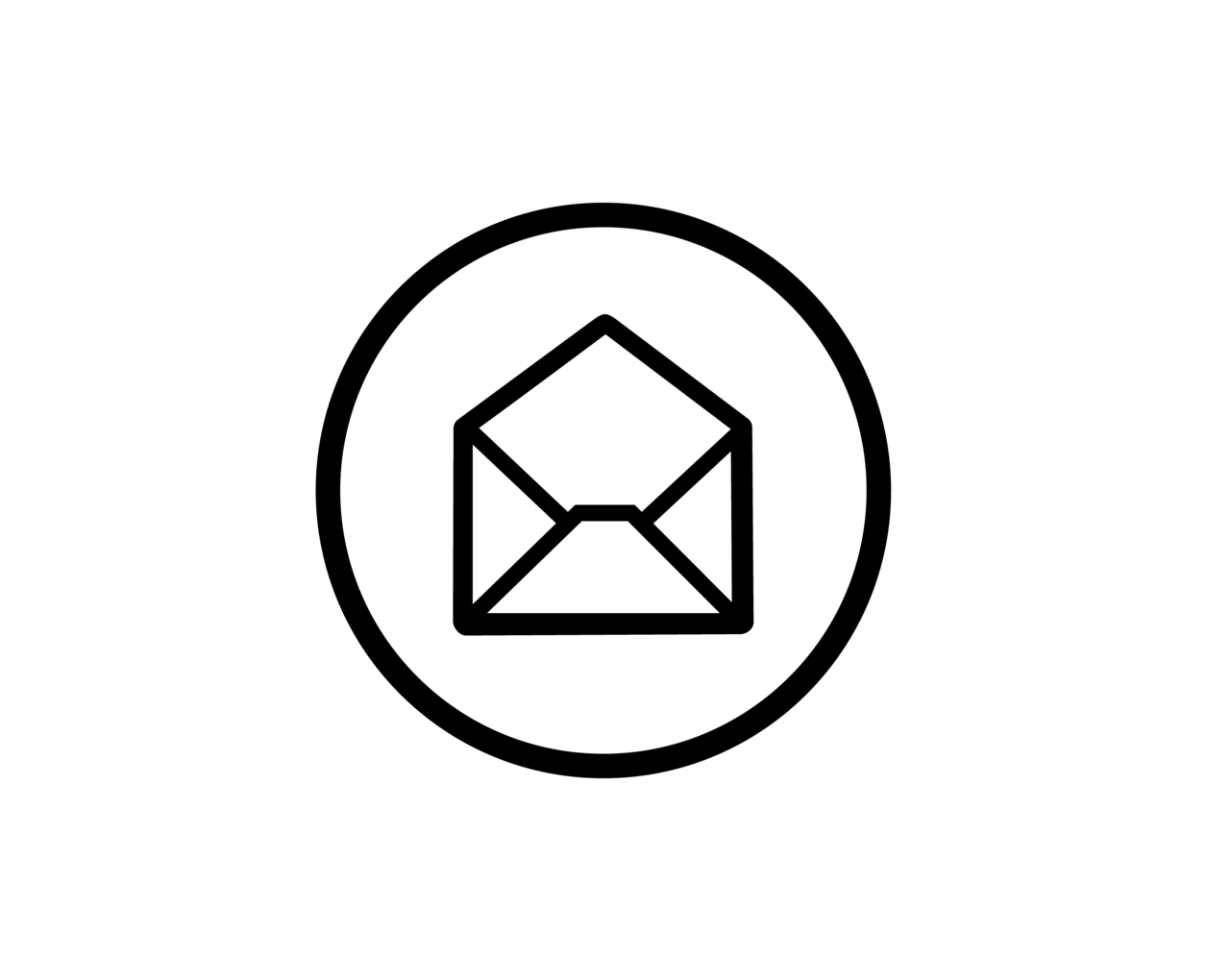 Email-Icon, Email senden an Verlag